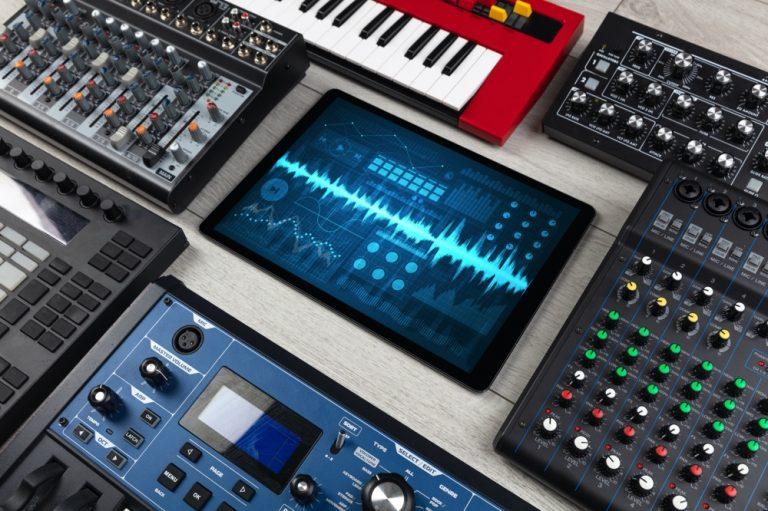 Producción Audio