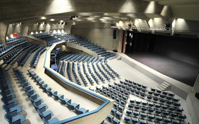 Auditorio de Congresos