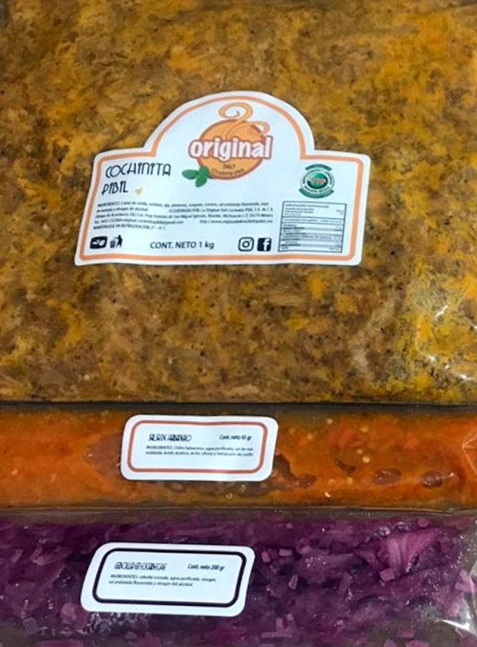 Cochinita Pibil Gourmet